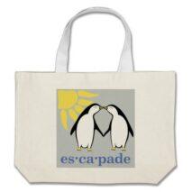 Escapade Logo Jumbo Tote Bag